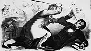 The canning of Charles Sumner