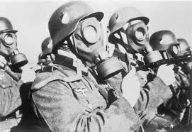 History of an aspect of chemical warfare