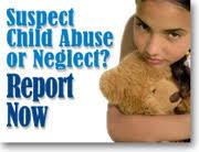 Child abuse suspect
