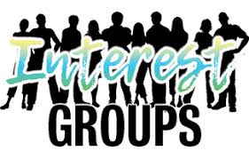 Role of interest groups