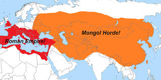Roman Republic and the Mongol Empire