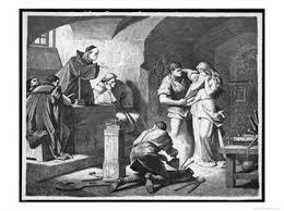 Witchcraft trials in 16/17th century